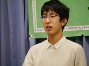 小林誠道さん