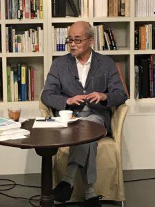 前田哲男さん(軍事評論家)