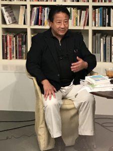 飯島滋明さん(名古屋学院大学教授・憲法学)