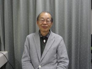 小野有五さん(北海道大学名誉教授)