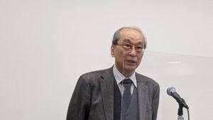 谷口信和さん(東京大学名誉教授)