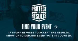 「トランプが結果を受け入れないなら、すべての数えた票をつきつけてやれ」