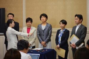 民法改正案(同性婚法案)を国会に提出 2019.6.3